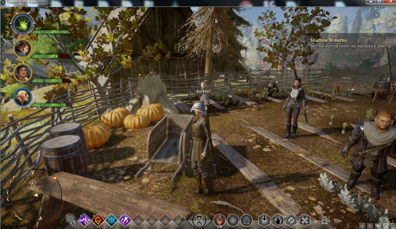 Dragon Age Inquisition: Ask/Help/Share Pumpki10