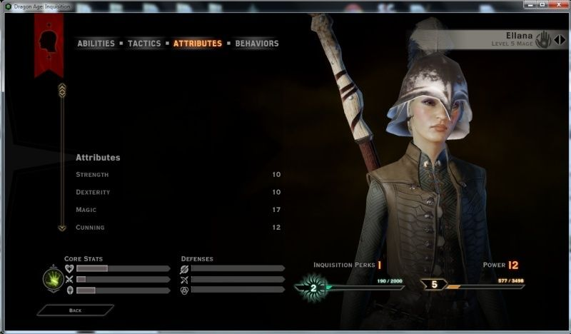 Dragon Age Inquisition: Ask/Help/Share Screen11