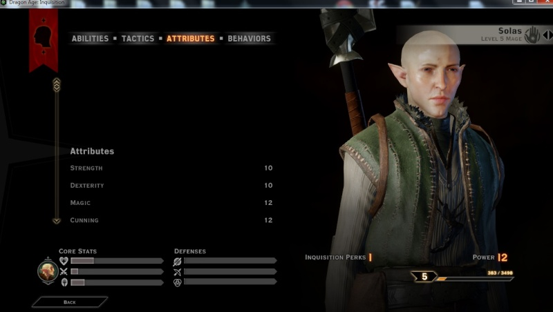 Dragon Age Inquisition: Ask/Help/Share Solas10