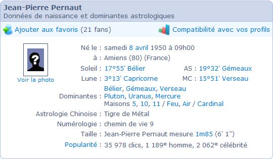 Jean-Pierre Pernaut Screen22