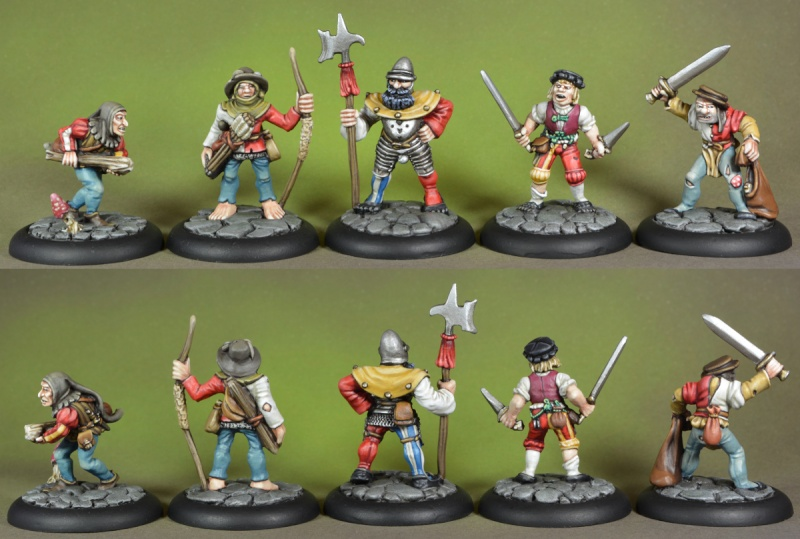 Mix of recently finished minis! - Page 3 Bandit10