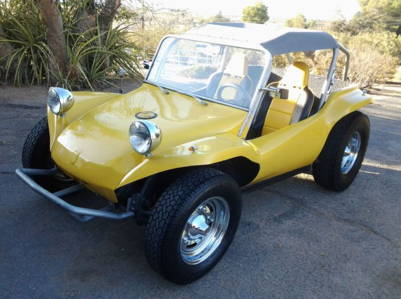 Superbe Buggy 110