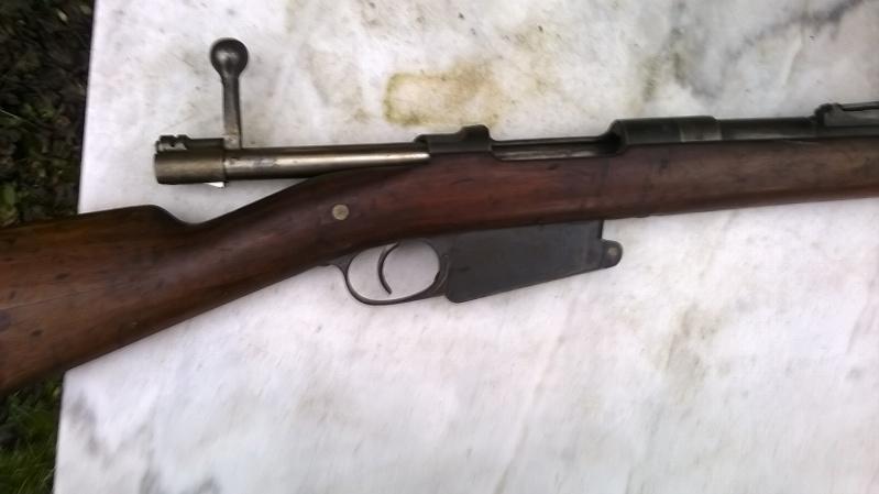 petit nouveau avec fusil mauser belge Wp_20114