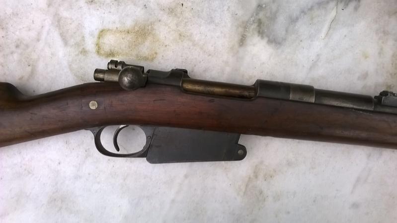 petit nouveau avec fusil mauser belge Wp_20115