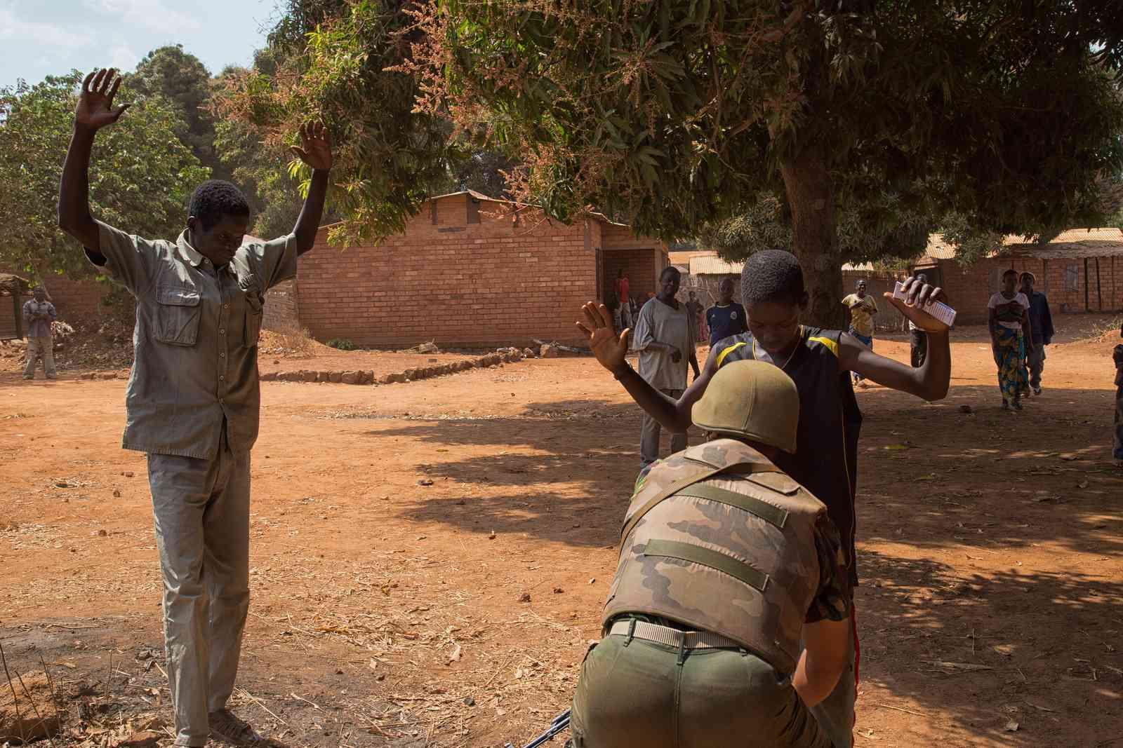 Maintien de la paix dans le monde - Les FAR en République Centrafricaine - RCA (MINUSCA) 16333410
