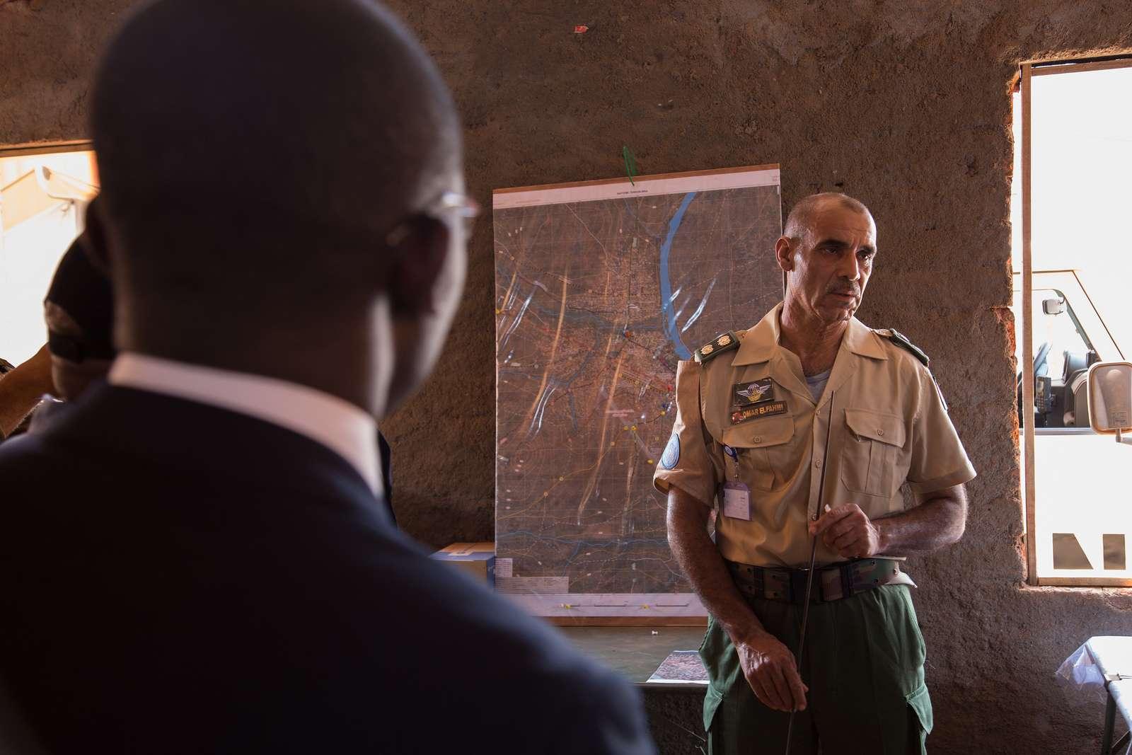 Maintien de la paix dans le monde - Les FAR en République Centrafricaine - RCA (MINUSCA) 16518211