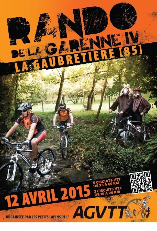 La Gaubretière (85) 12 avril 2015 10940510
