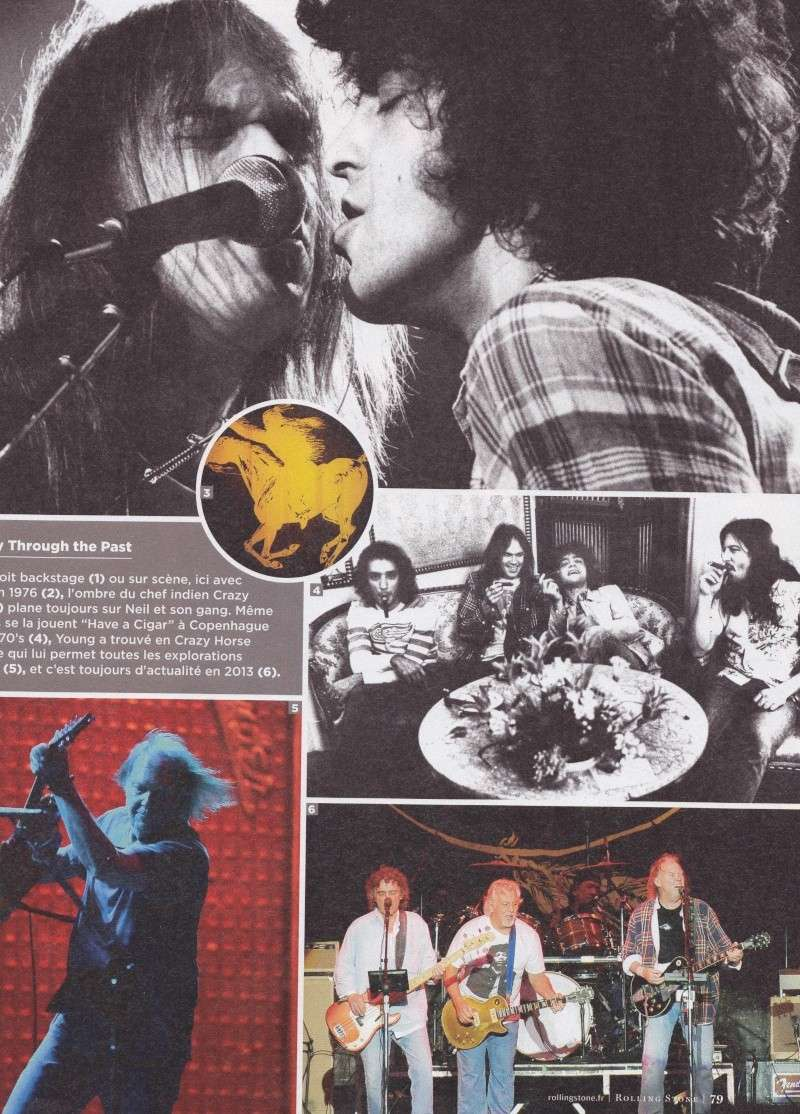 Neil Young & Crazy Horse dans Rolling Stone.juin 2013 Img_0013