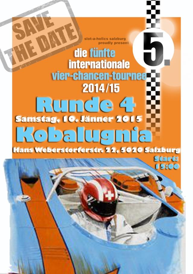 Von Rennen zu Rennen: Die 5. Vier-Chancen Tournee 2014/15 Runde_12