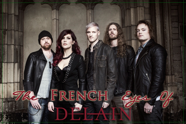 Forum - The French Eyes of Delain