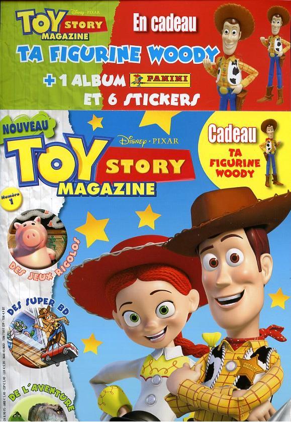 [Presse] Toy Story Magazine (2010) 14010