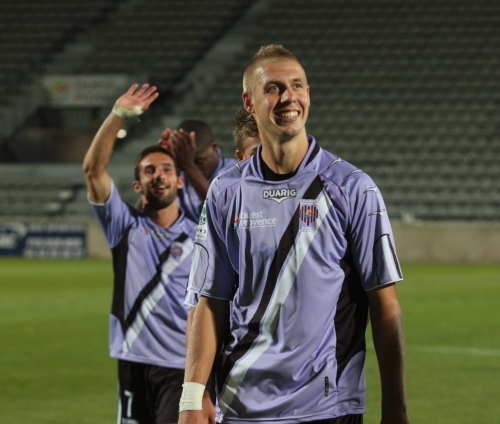 [CFA] FC Istres 20101010