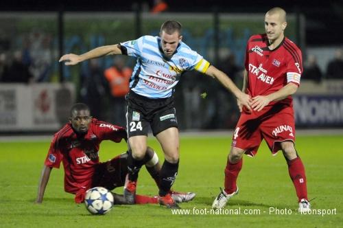 Pacy Vallée-d'Eure Football (CFA) 20101110