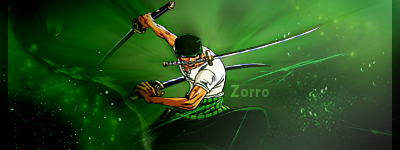 Some of pics i made. - Page 2 Zoro10