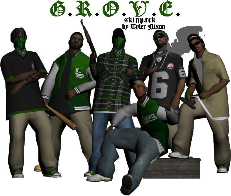 Groove Street Families 24zm2b10
