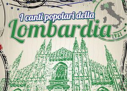 LOMBARDIA - CANZONI POPOLARI/FOLK Milly-11