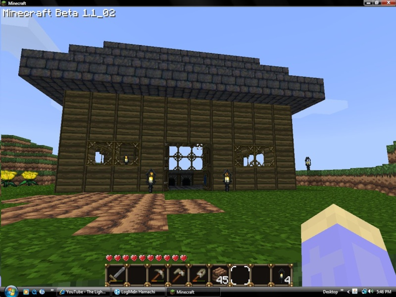 Neyix's Minecraft Constructions Mchome10