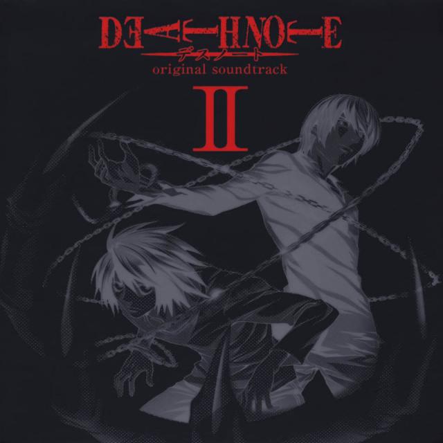 Death Note - Original Sound Track II 2j4awl10