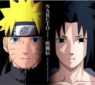 Original SoundTrack de Naruto Shippuuden [Primera OST de Naruto Shippuuden] Naruto11