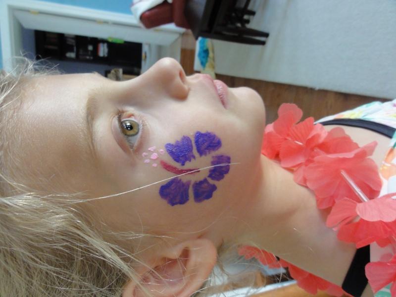 Face painting Dsc00714