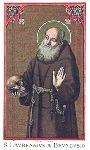 San Lorenzo da Brindisi Sacerdote e dottore della Chiesa  21 luglio - Memoria Facoltativa 28350b10
