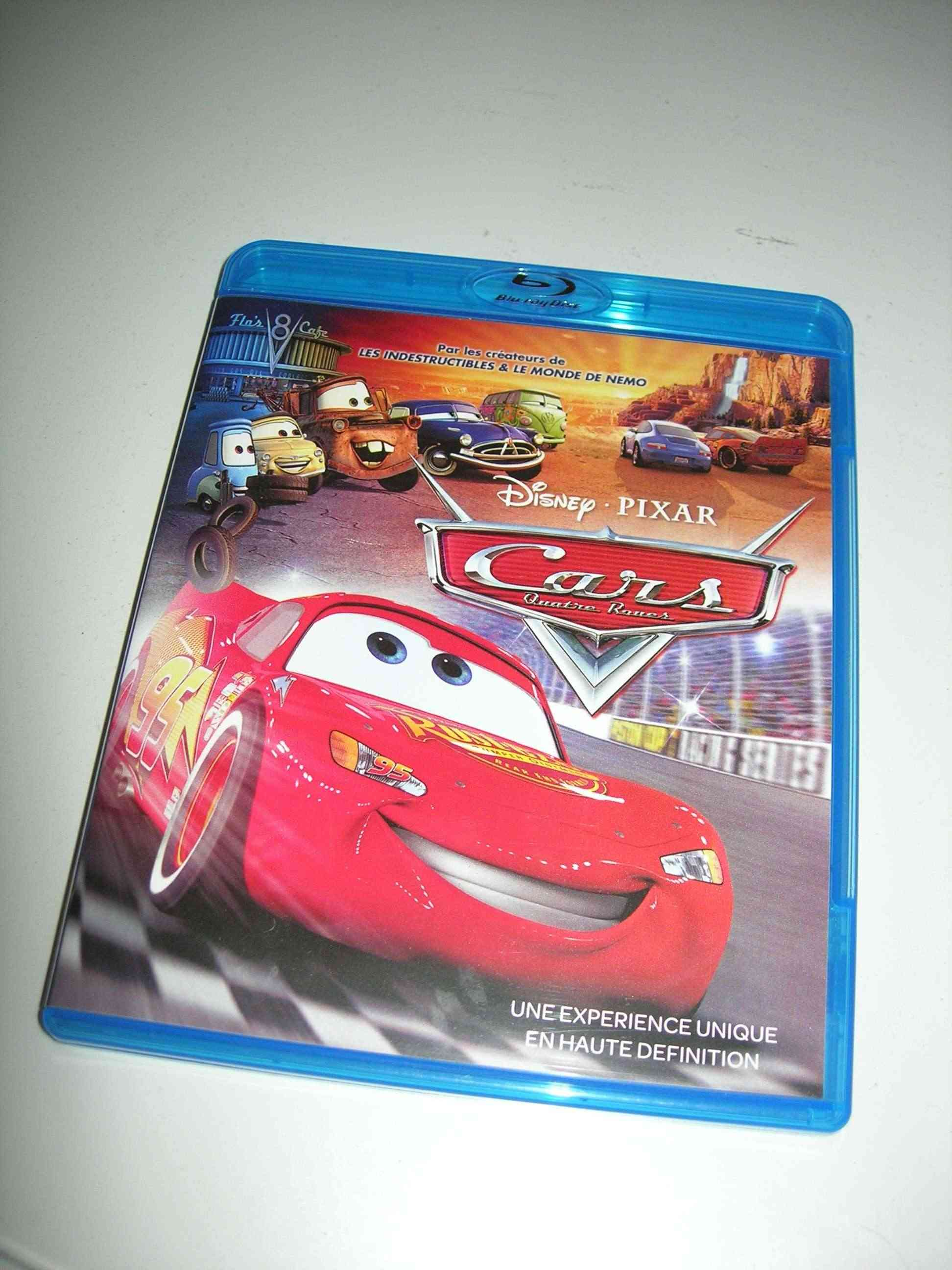 [Recensement] Lightning McQueen Blue Ray Dscn0010