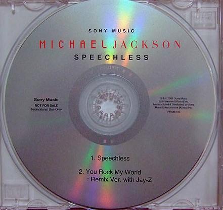 "[résolu] CD promo ""Speechless"" Coréen (PROM-105) Speech12"