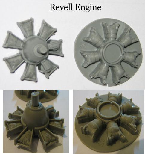 A double build: Grumman F4F-4 Wildcat (Trumpeter 1/32) and Grumman F4F-4/Martlet Mk. V (Revell 1/32) Revell13