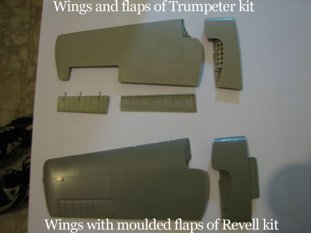A double build: Grumman F4F-4 Wildcat (Trumpeter 1/32) and Grumman F4F-4/Martlet Mk. V (Revell 1/32) Wings10