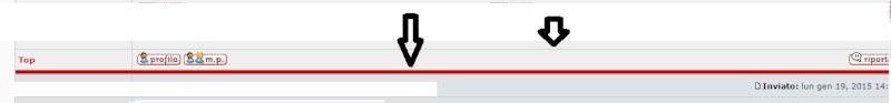 Linee bordo di suddivisione corpo messaggi 00410