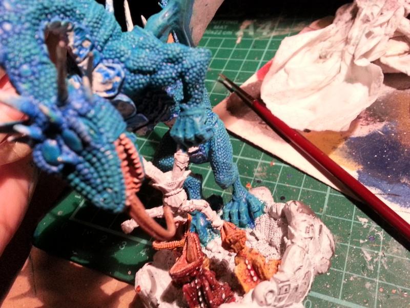 Mother´s Love - Dragons Nest von Thunderbolt Miniature 20150100