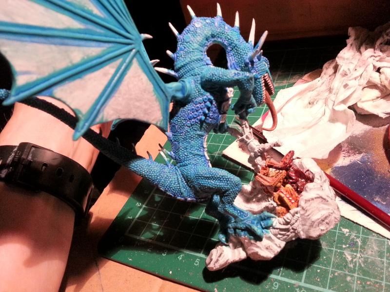 Mother´s Love - Dragons Nest von Thunderbolt Miniature 20150102