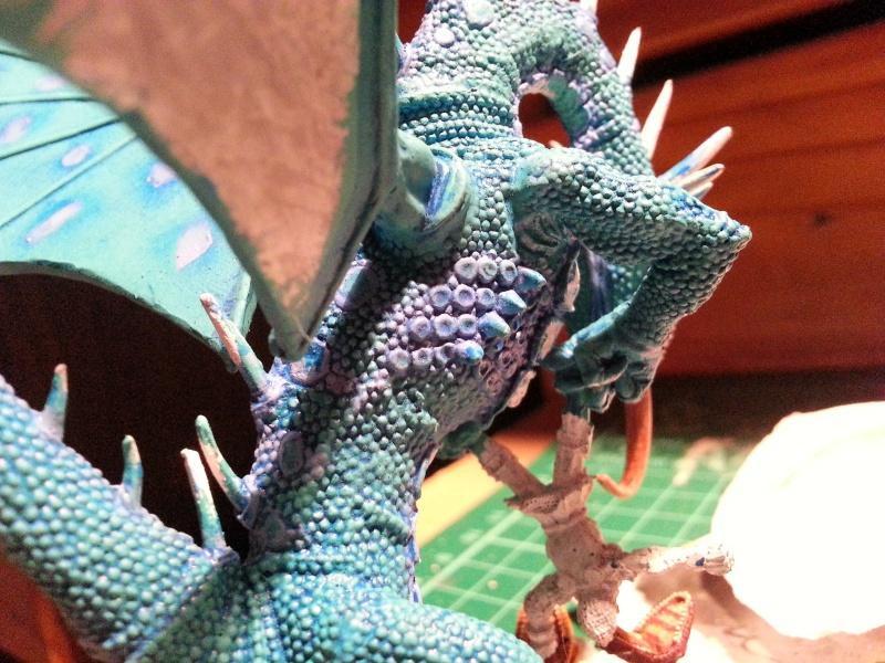 Mother´s Love - Dragons Nest von Thunderbolt Miniature 20150105