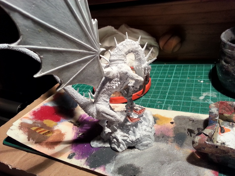 Mother´s Love - Dragons Nest von Thunderbolt Miniature 20150132