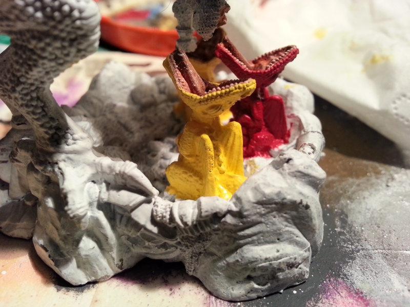 Mother´s Love - Dragons Nest von Thunderbolt Miniature 20150138