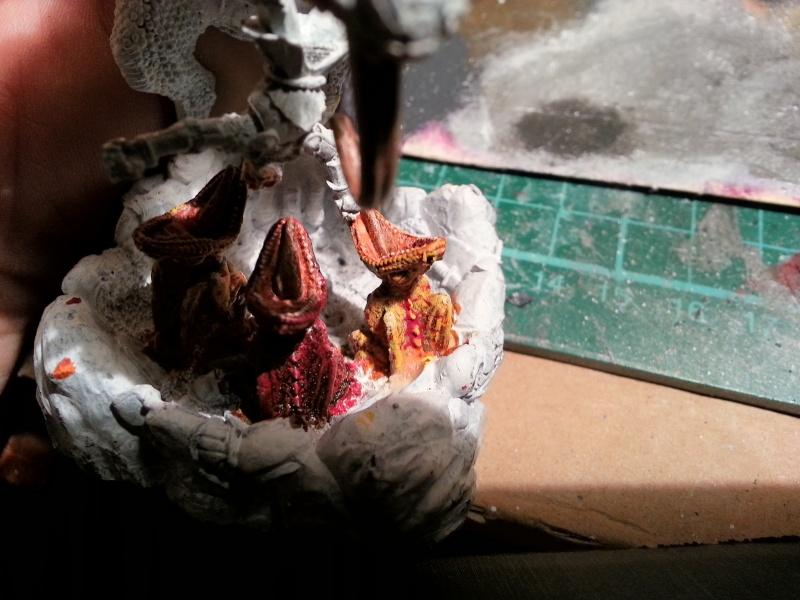 Mother´s Love - Dragons Nest von Thunderbolt Miniature 20150149