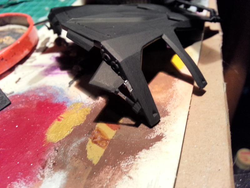 Der Tumbler aus der Batman Trilogie, 1:24 von Moebius 20150170