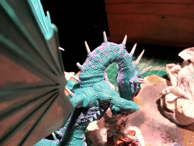 Mother´s Love - Dragons Nest von Thunderbolt Miniature 20150187