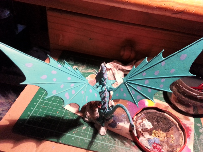 Mother´s Love - Dragons Nest von Thunderbolt Miniature 20150190