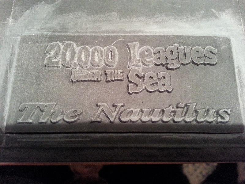 Nautilus-20.000 unter dem Meer von Nautilus Drydocks 1:132 20150345