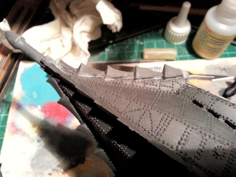 Nautilus-20.000 unter dem Meer von Nautilus Drydocks 1:132 20150361