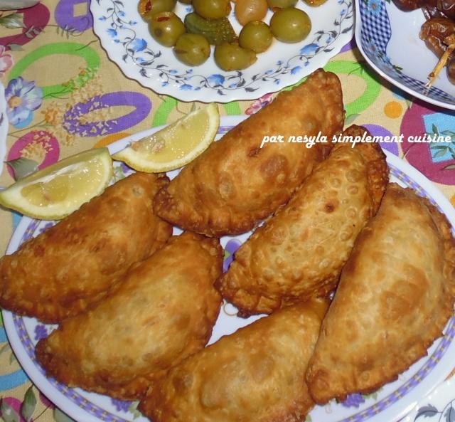 Bourak l'aâjin à la viande hachée  Bourak10