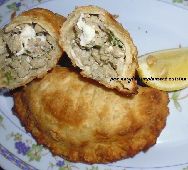 Bourak l'aâjin à la viande hachée  Bourak11