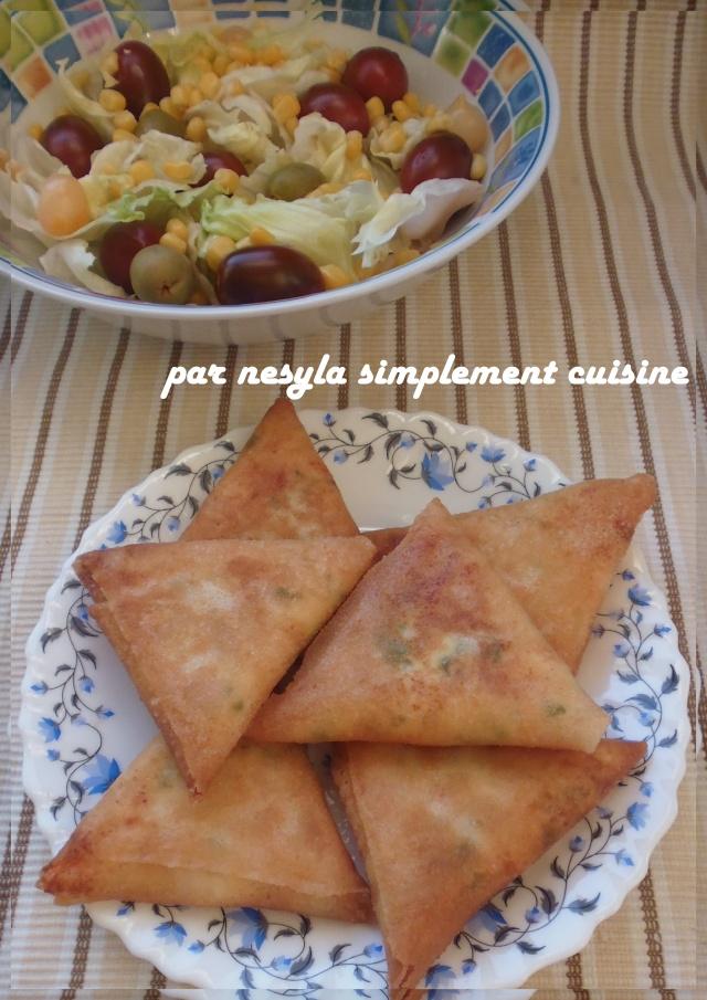 Nos tables du f'tour * Les dîners ramadanèsques* - Page 11 Bourek10