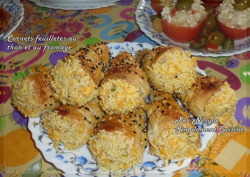 Nos tables du f'tour * Les dîners ramadanèsques* - Page 6 Menu_711