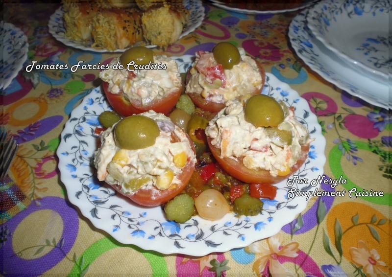 Nos tables du f'tour * Les dîners ramadanèsques* - Page 6 Menu_713