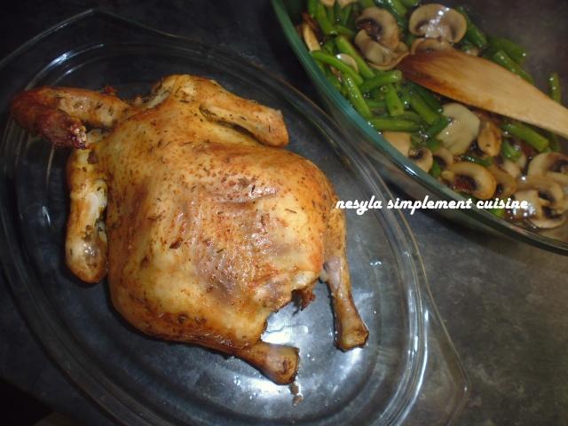 Nos tables du f'tour * Les dîners ramadanèsques* - Page 11 Poulet10