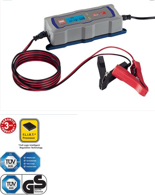 Promo chargeur batterie intelligent LIDL ce lundi 12/01/2015 rebelote janvier 2016 Presse10