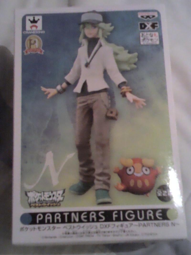 Figurine N partner figure face B 2014-110
