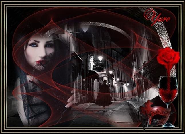DISEÑOS DE PAREJAS - Página 2 Gothic10